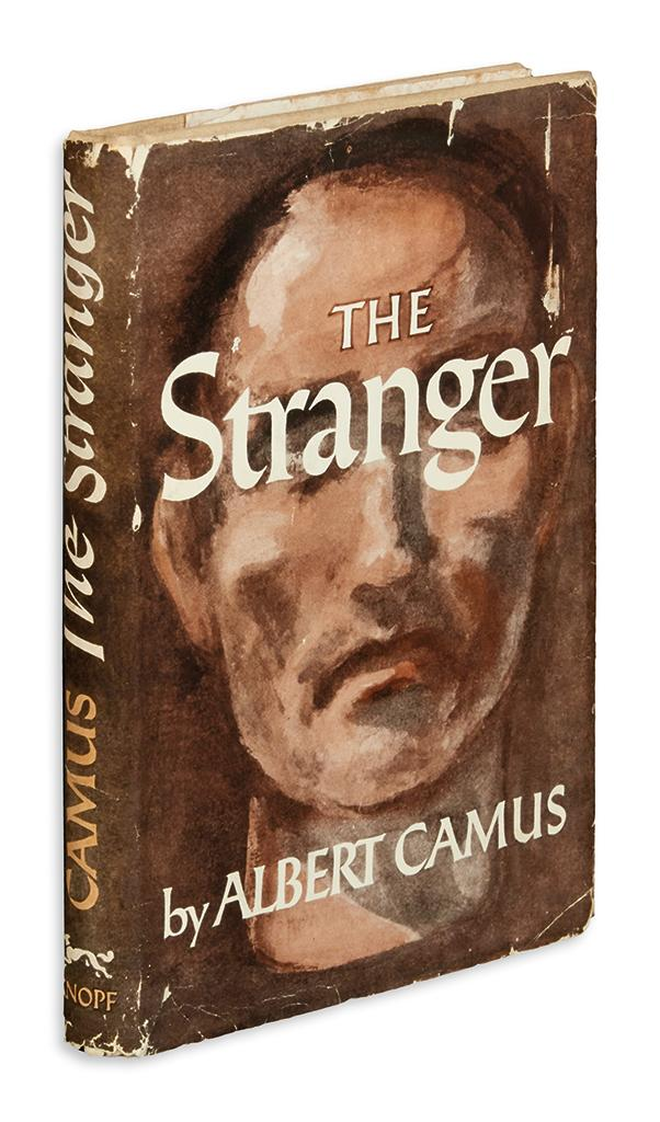 an overview of albert camus novel the stranger The myth of sisyphus by albert camus: summary & analysis by: eric williams  this is a summary and analysis of the book, not the original book the stranger, by .