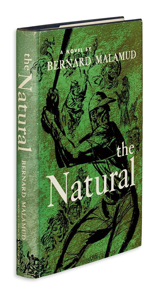 the all-natural bernard malamud booklet review