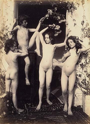 Non pornographic nude boys