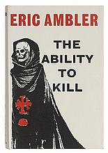 AMBLER, ERIC. The Ability to Kill.