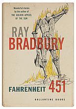 BRADBURY, RAY. Fahrenheit 451.