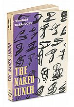 BURROUGHS, WILLIAM.  The Naked Lunch.