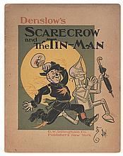 (CHILDREN'S LITERATURE.) Denslow, W.W. Denslow's Scarecrow and The Tin-Man.