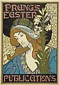 LOUIS J. RHEAD PRANG'S EASTER PUBLICATIONS. 1895., Louis John Rhead, Click for value