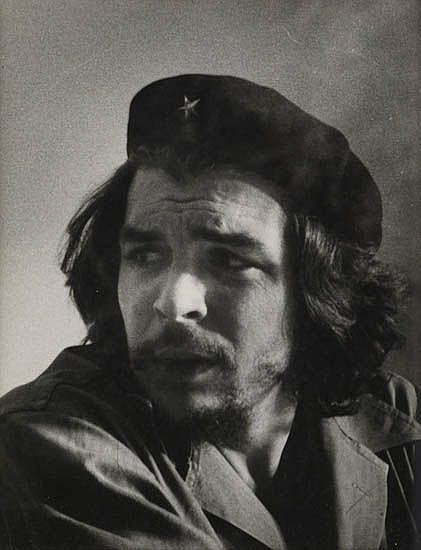 SALAS, OSVALDO (1914-1992) Che Guevera.