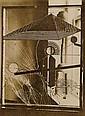 MAN RAY (1890-1976) Marcel Duchamp's