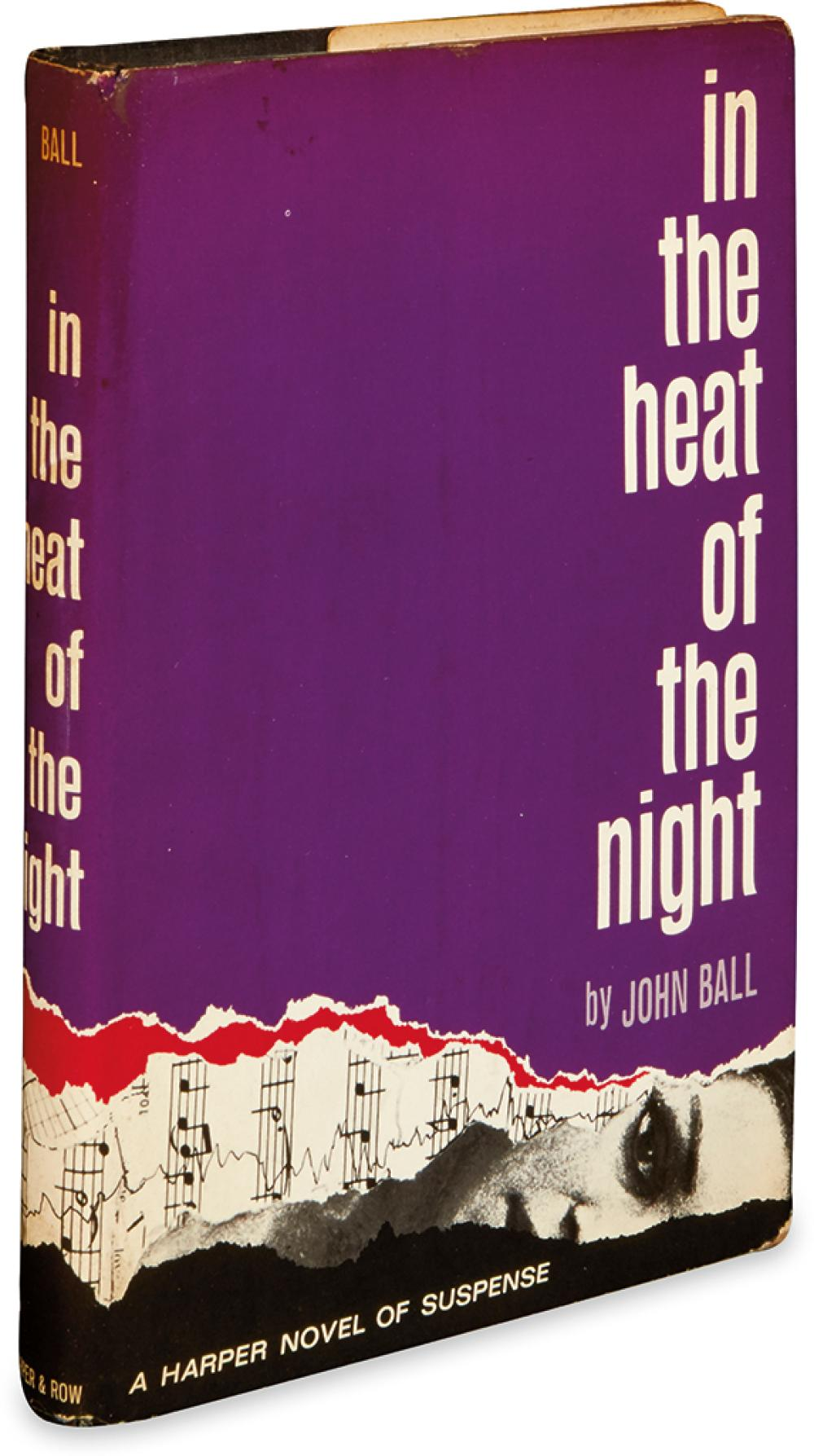 BALL, JOHN. In the Heat of the Night.