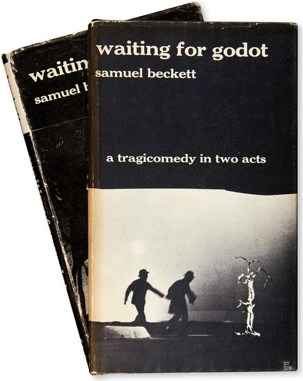 BECKETT, SAMUEL. Waiting for Godot.