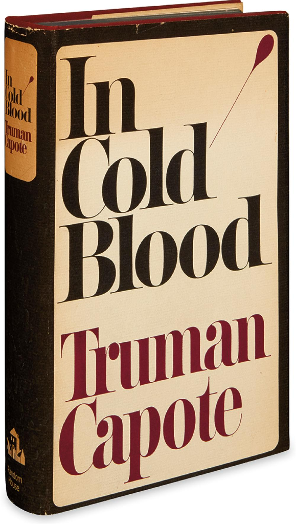 CAPOTE, TRUMAN. In Cold Blood.
