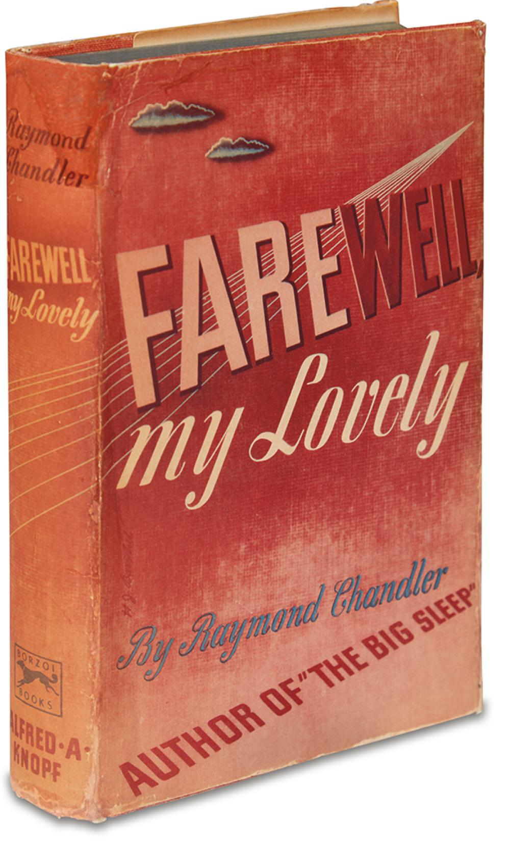 CHANDLER, RAYMOND. Farewell, My Lovely.