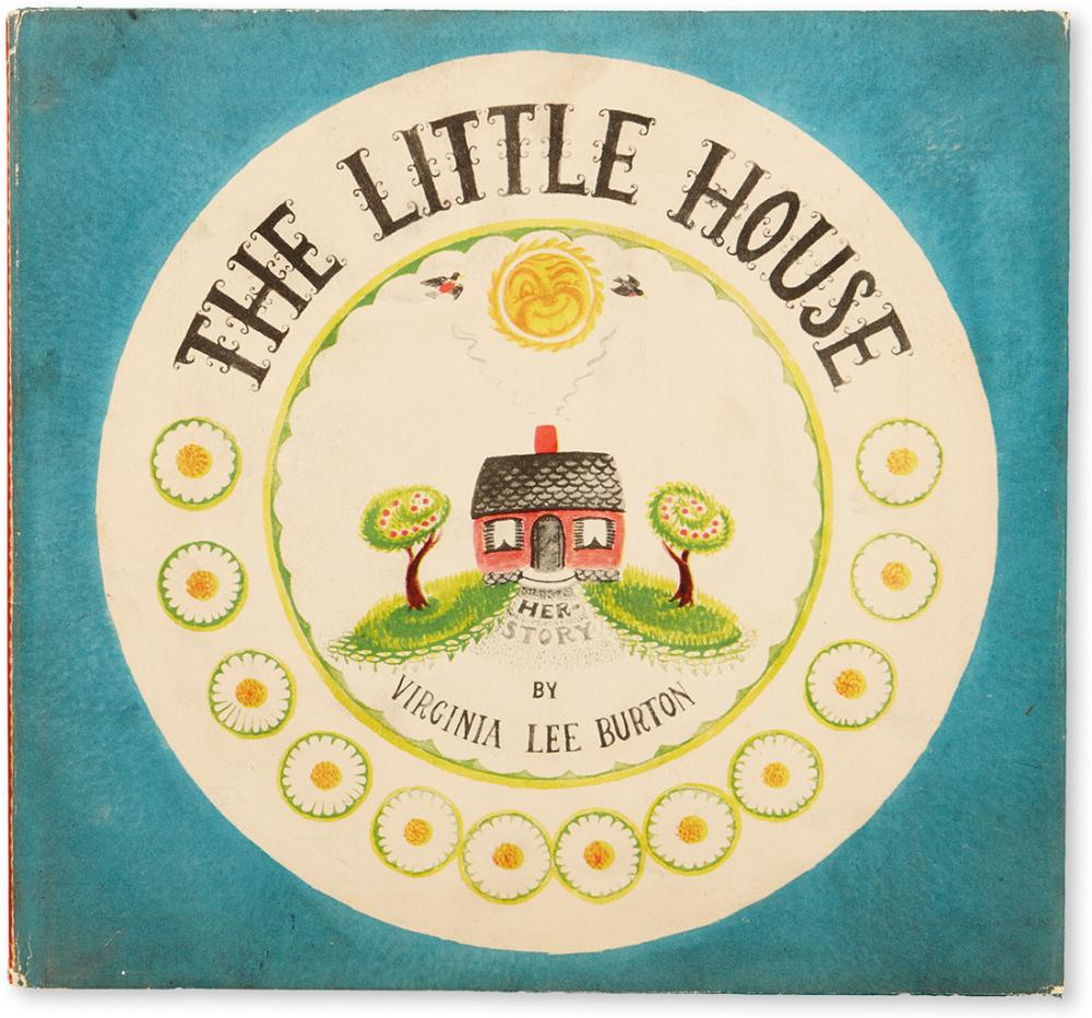 (CHILDREN''S LITERATURE.) BURTON, VIRGINIA LEE. The Little House.