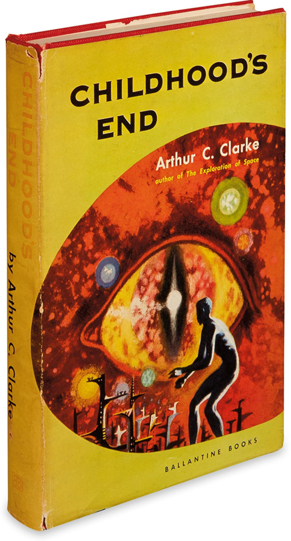 CLARKE, ARTHUR C. Childhood's End.