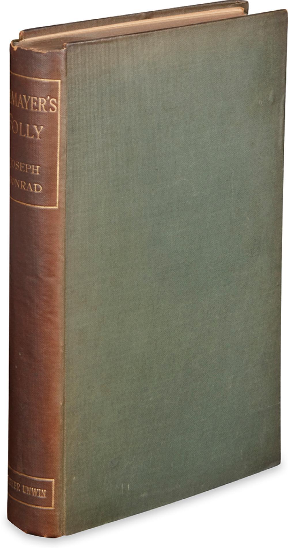 CONRAD, JOSEPH. Almayer's Folly. A Story of an Eastern River.