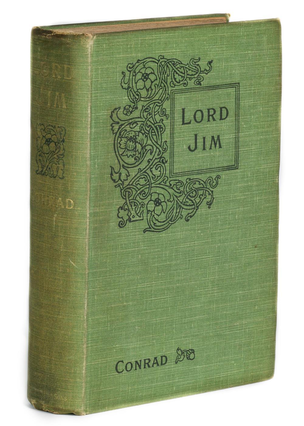 CONRAD, JOSEPH. Lord Jim. A Tale.
