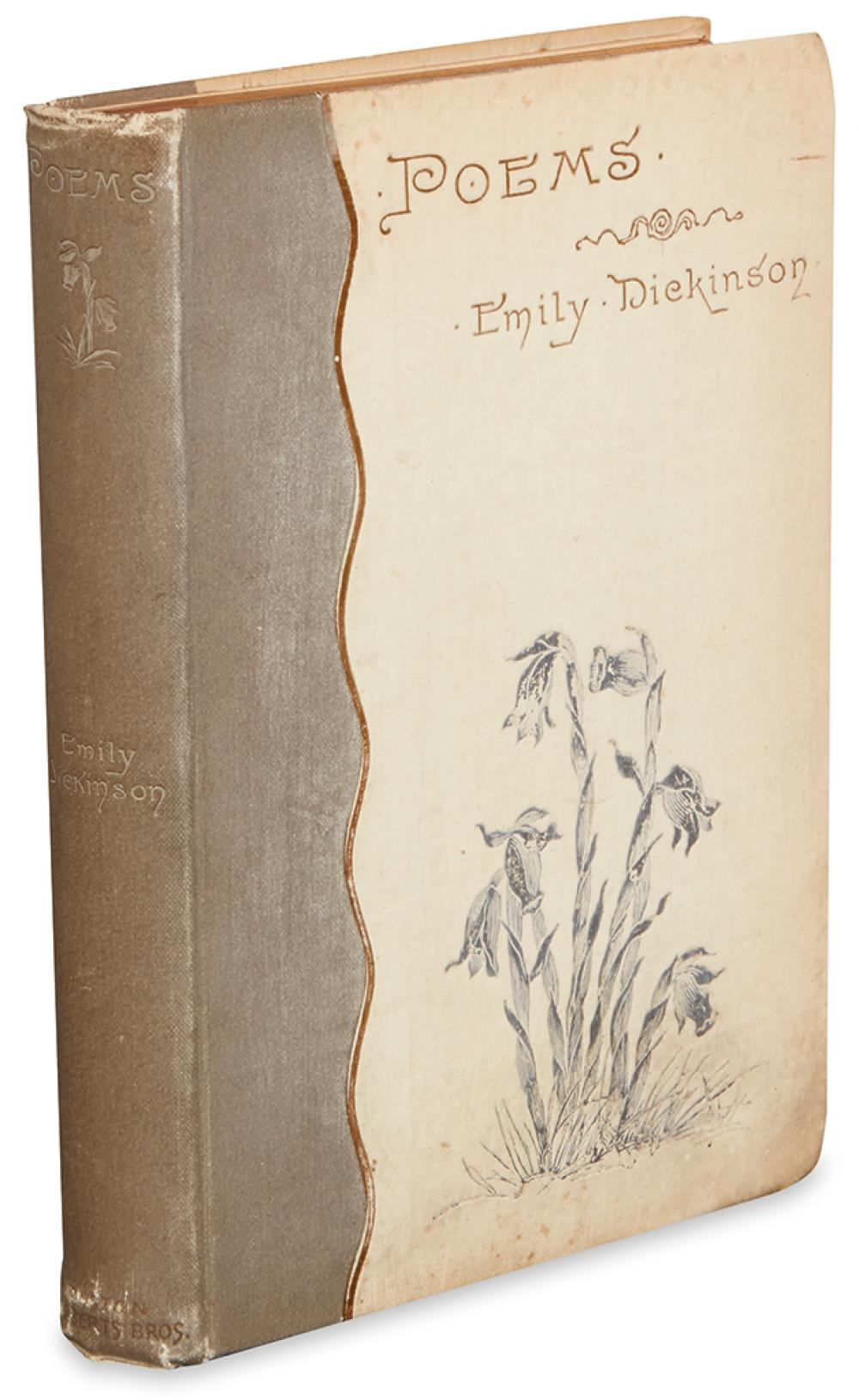 DICKINSON, EMILY. Poems.