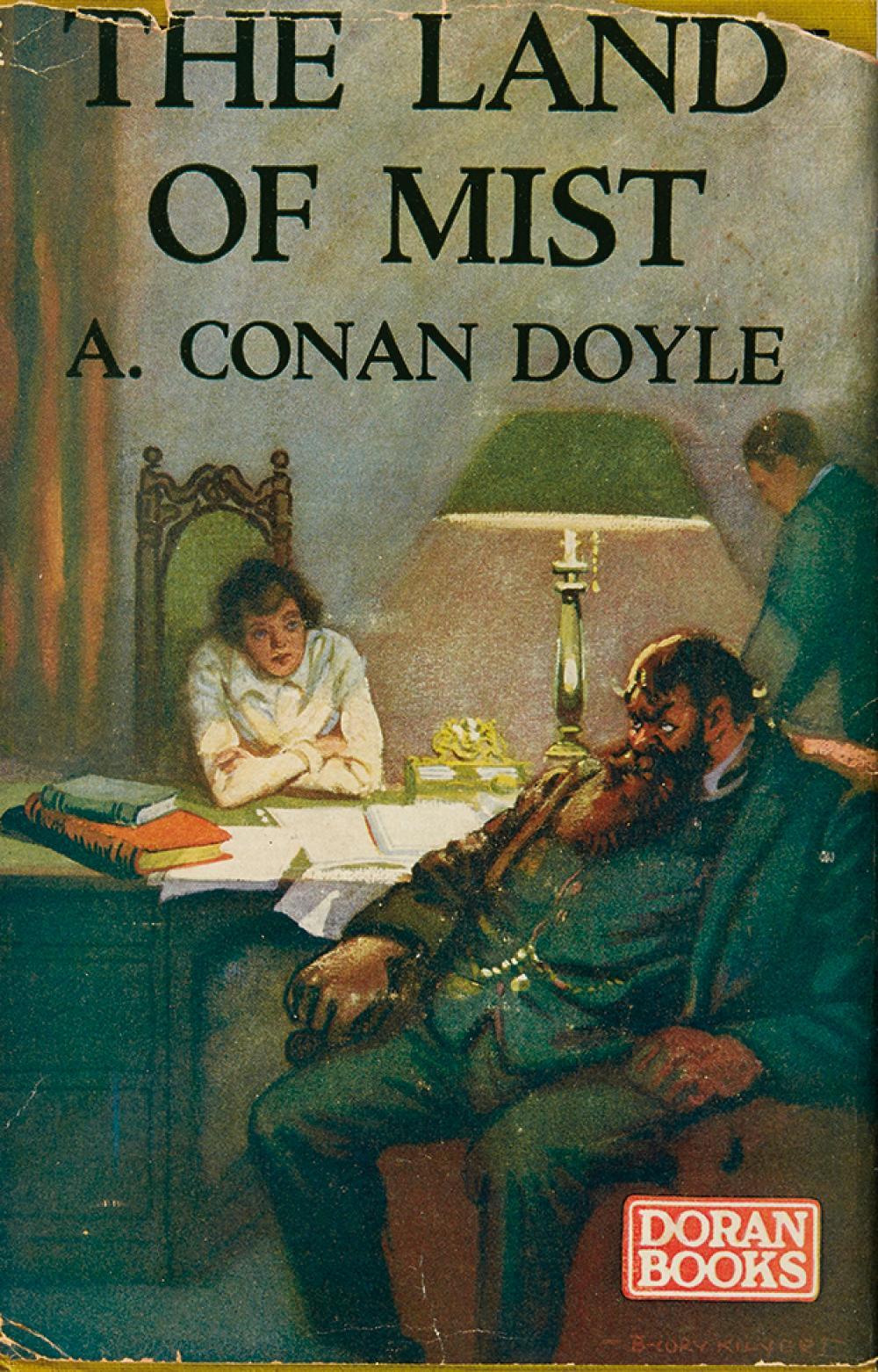 DOYLE, ARTHUR CONAN. The Land of Mist.