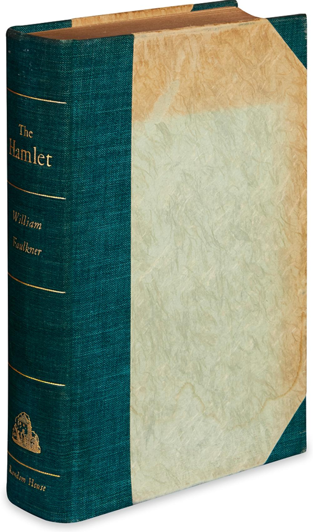 FAULKNER, WILLIAM. Hamlet.