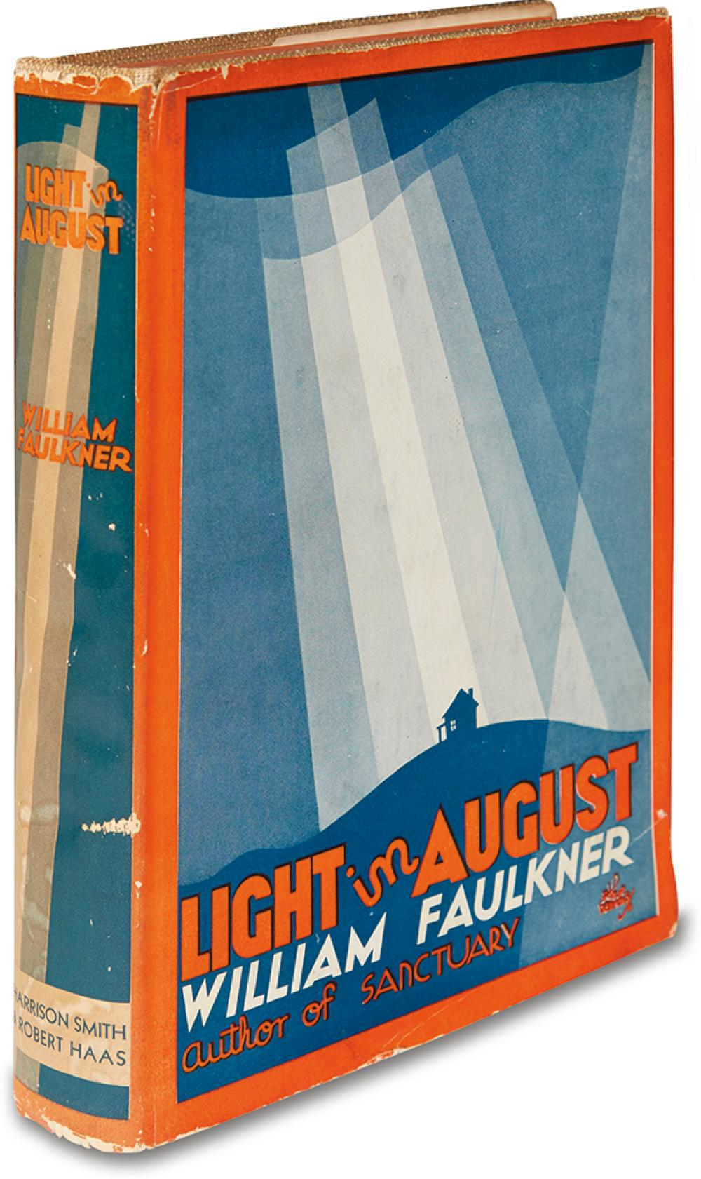 FAULKNER, WILLIAM. Light in August.
