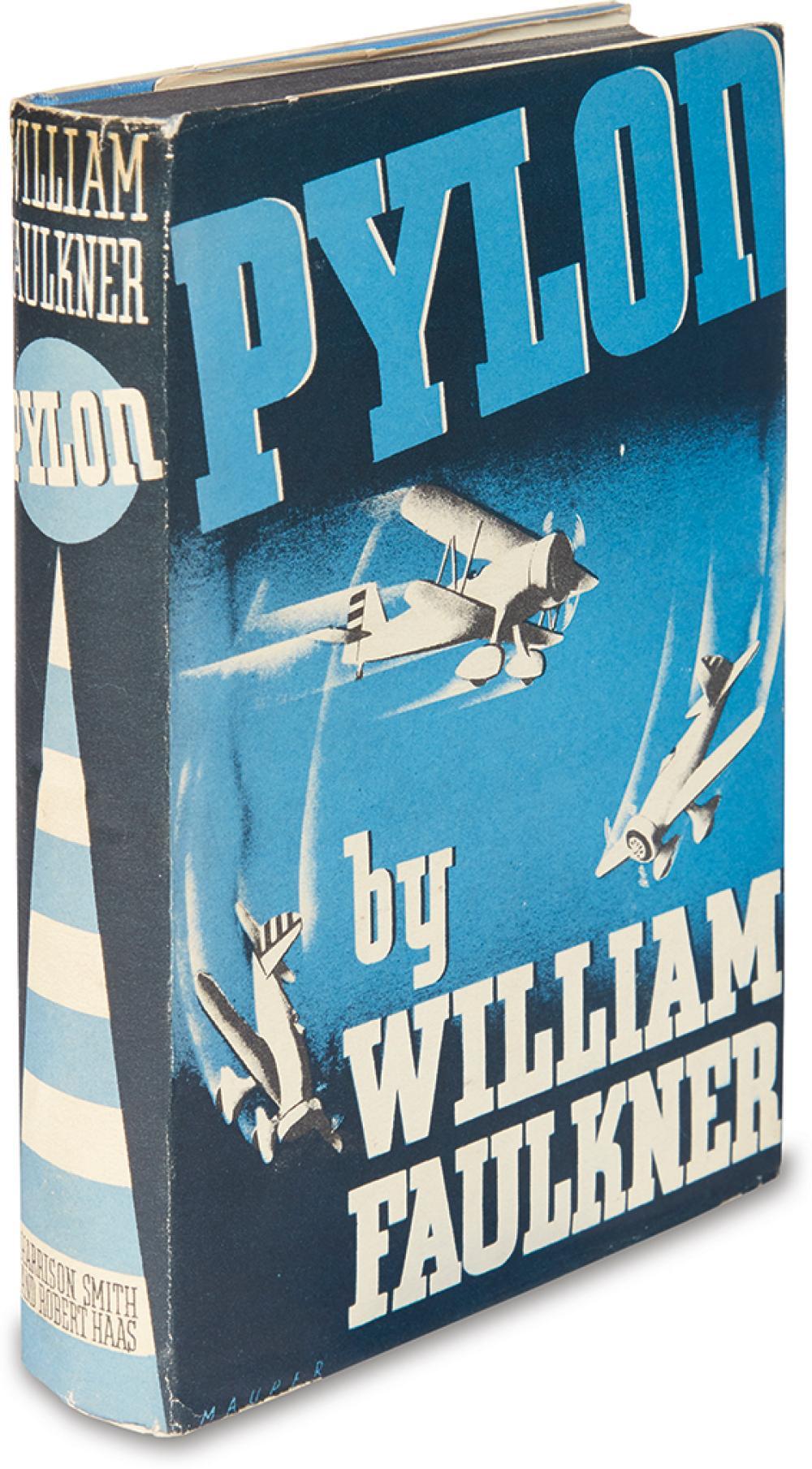 FAULKNER, WILLIAM. Pylon.
