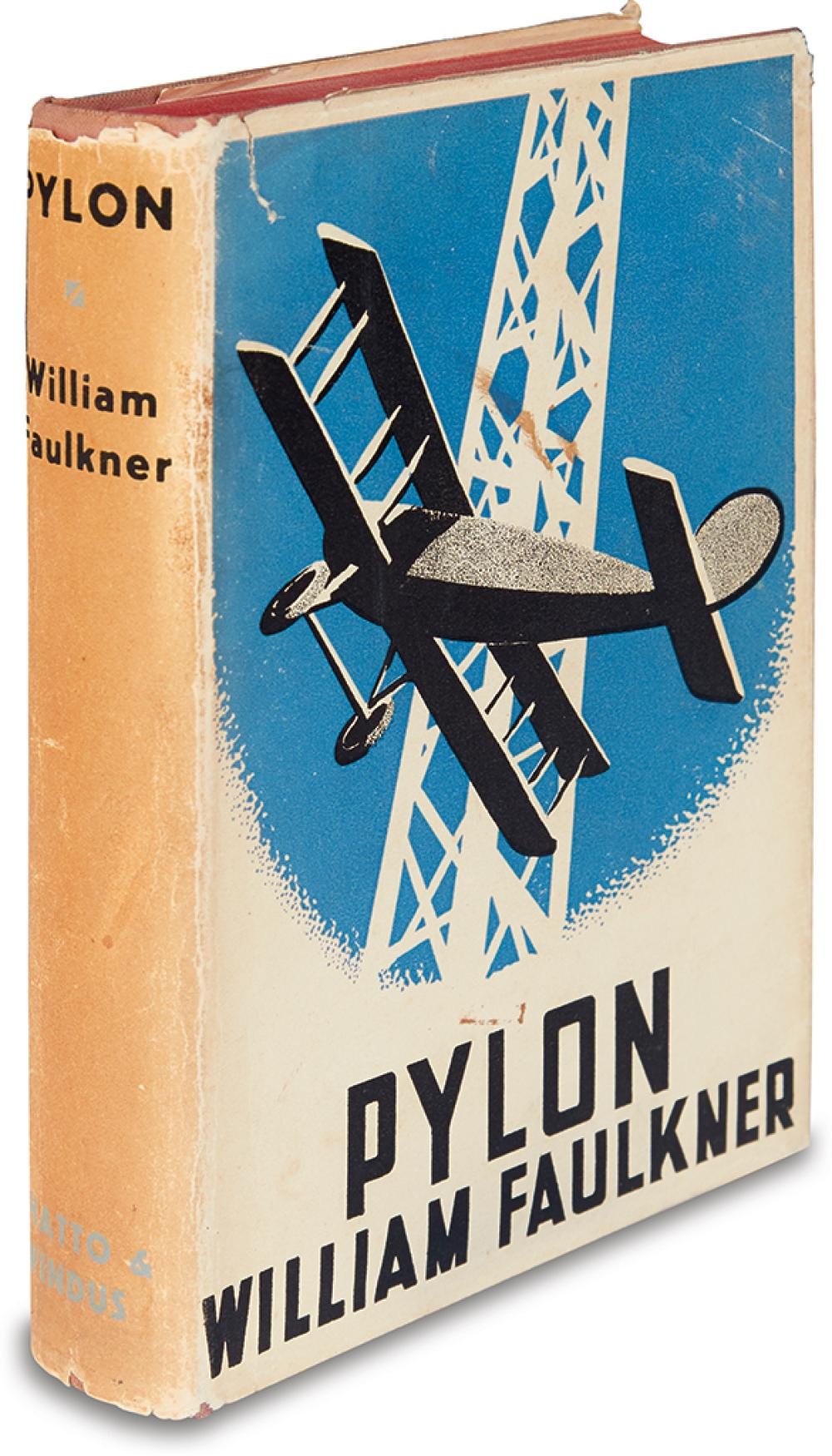 FAULKNER, WILLIAM. Pylon.