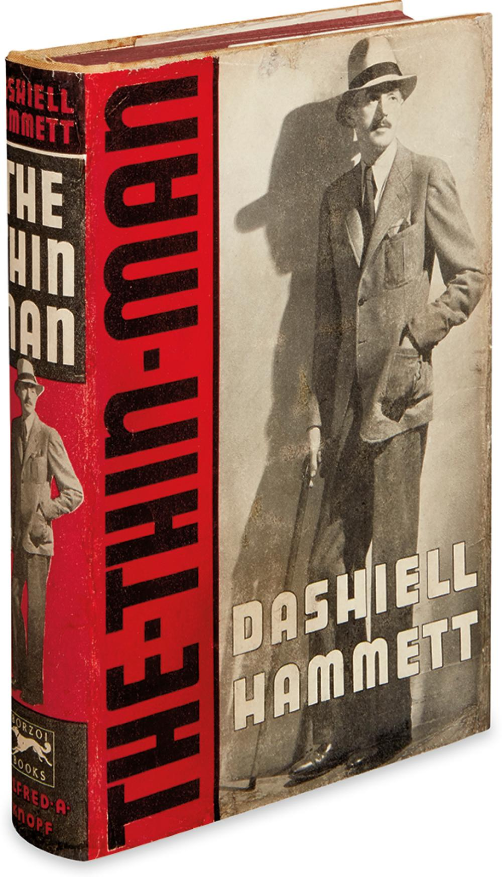 HAMMETT, DASHIELL. The Thin Man.