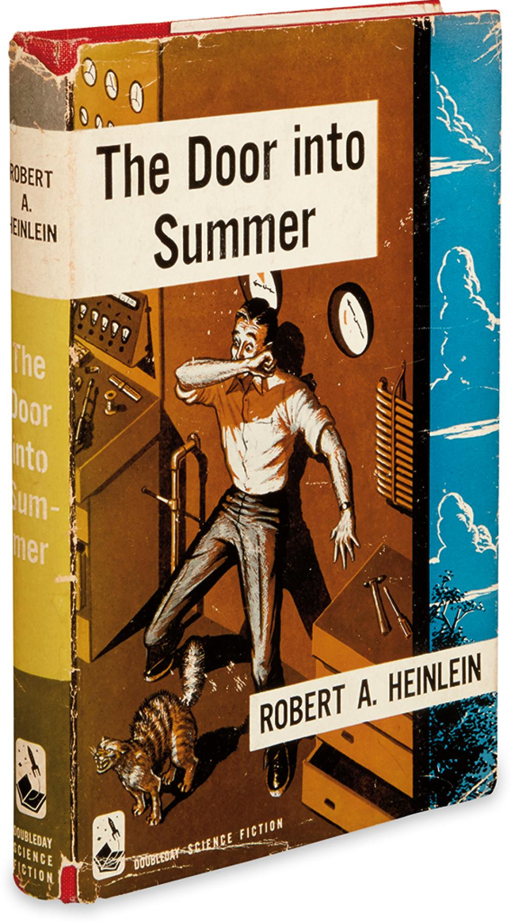 HEINLEIN, ROBERT A. The Door into Summer.