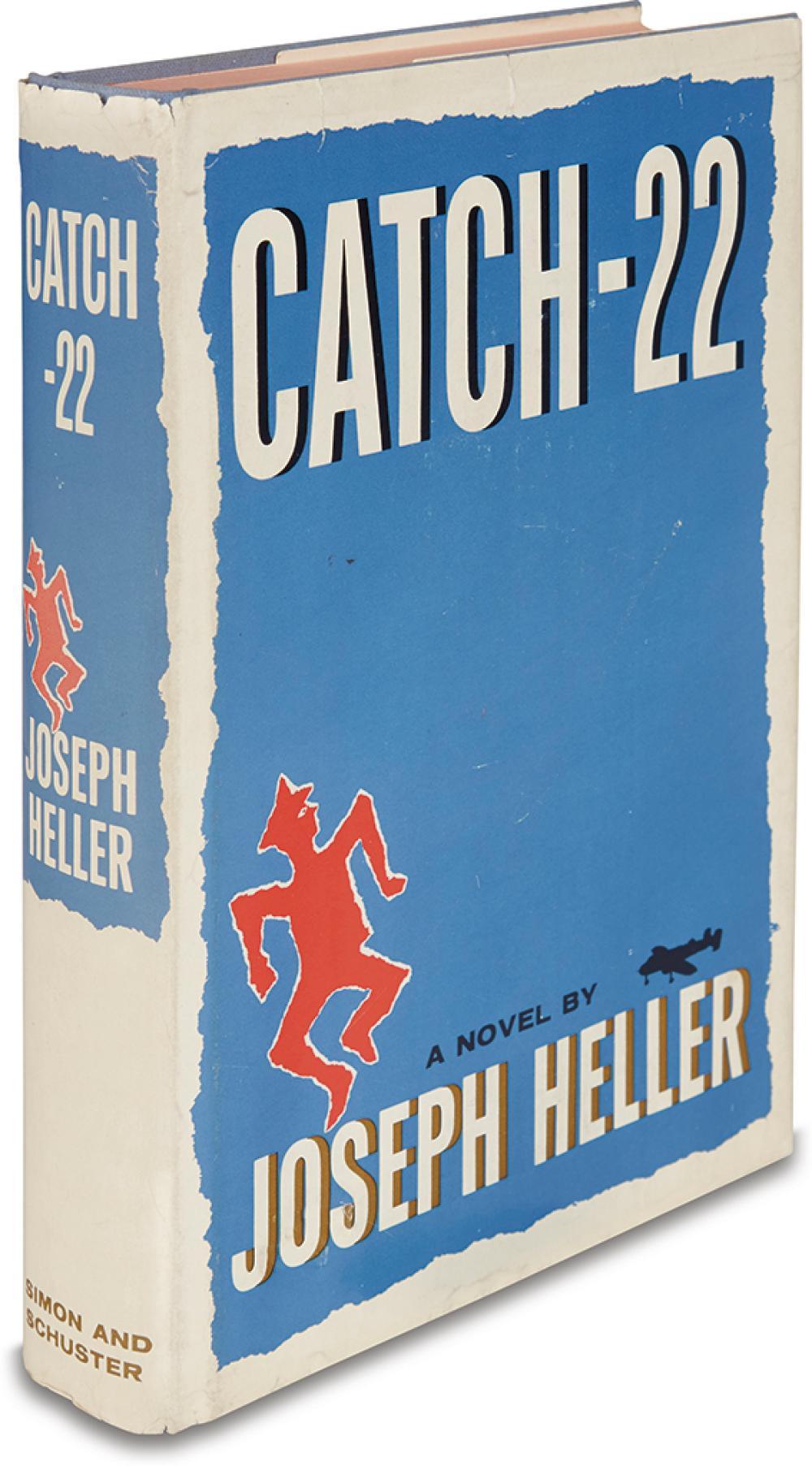 HELLER, JOSEPH. Catch-22.