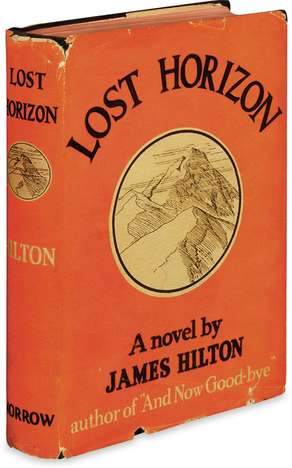 HILTON, JAMES. Lost Horizon.