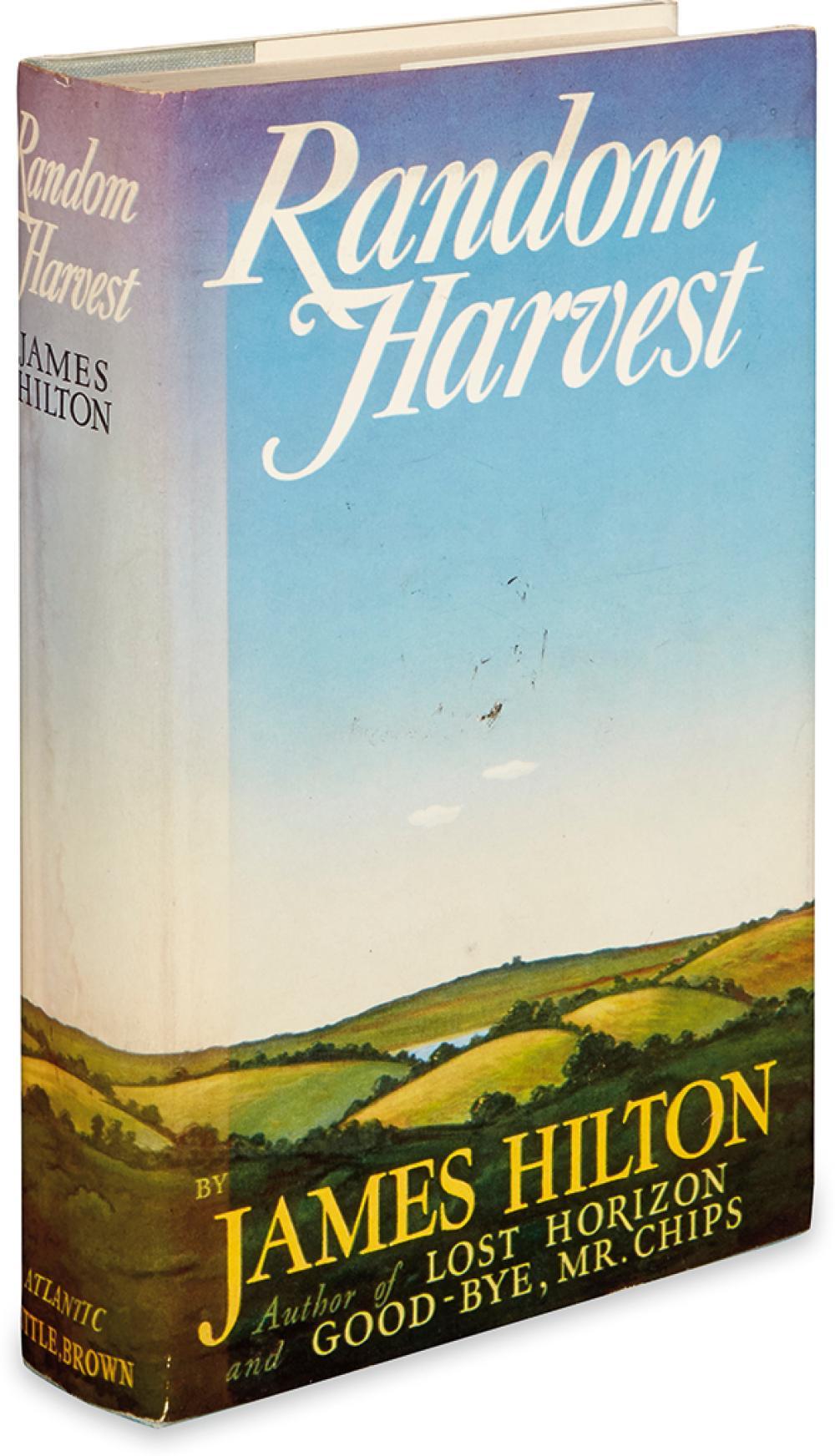HILTON, JAMES. Random Harvest.
