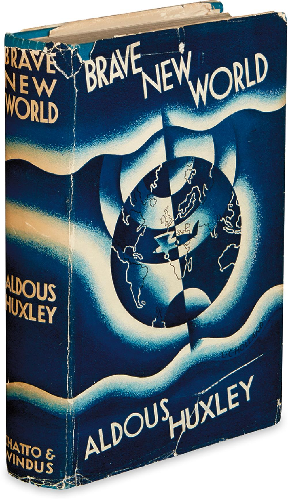 HUXLEY, ALDOUS. Brave New World.