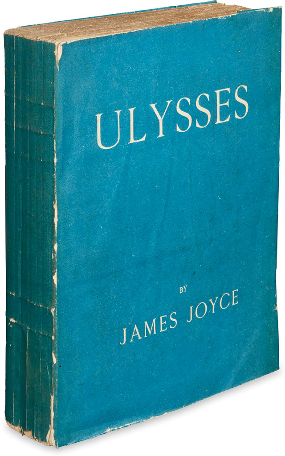 JOYCE, JAMES. Ulysses.