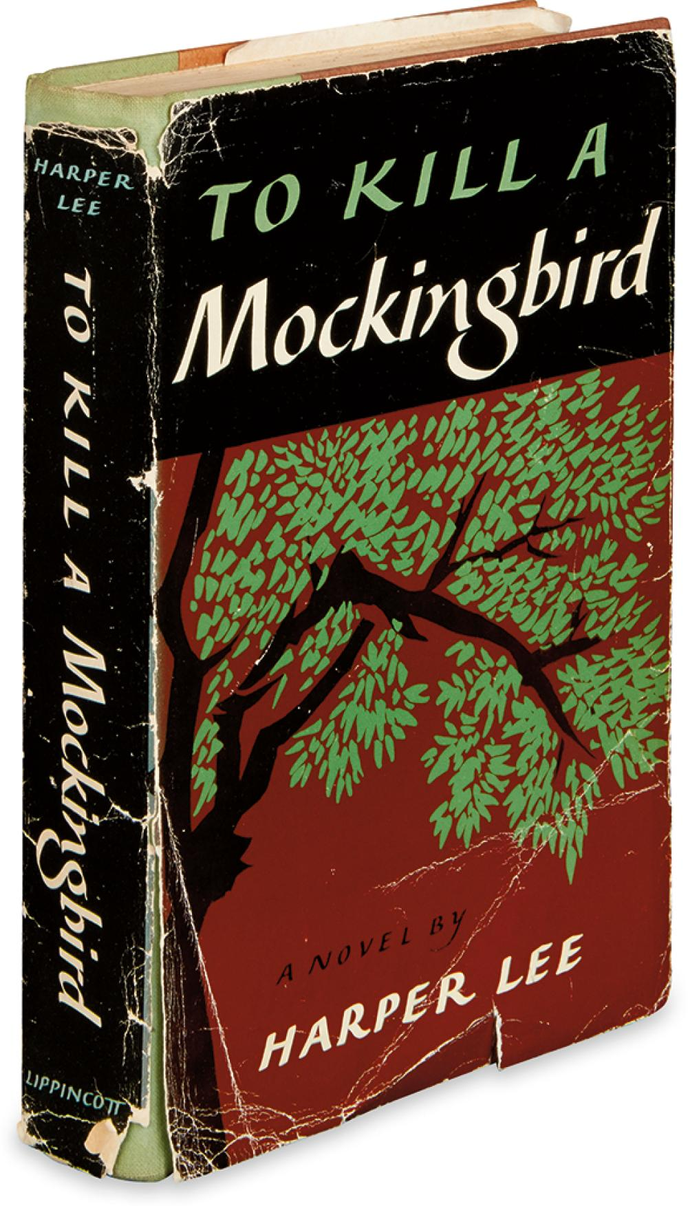 LEE, HARPER. To Kill A Mockingbird.