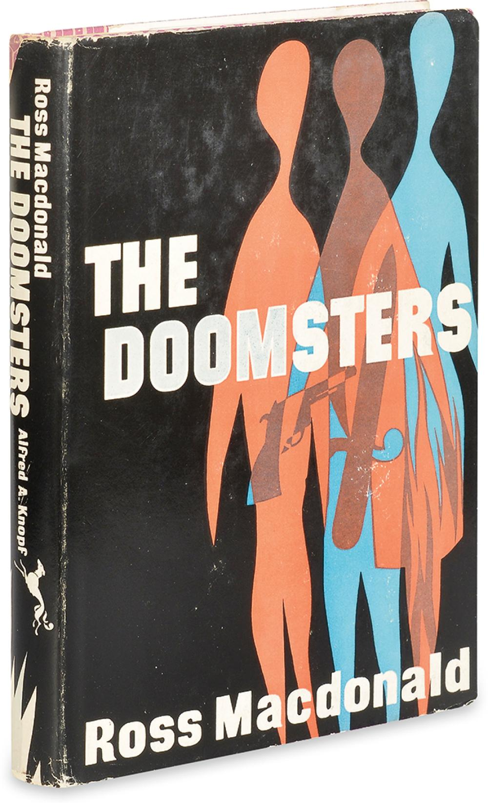 MACDONALD, ROSS. Doomsters.