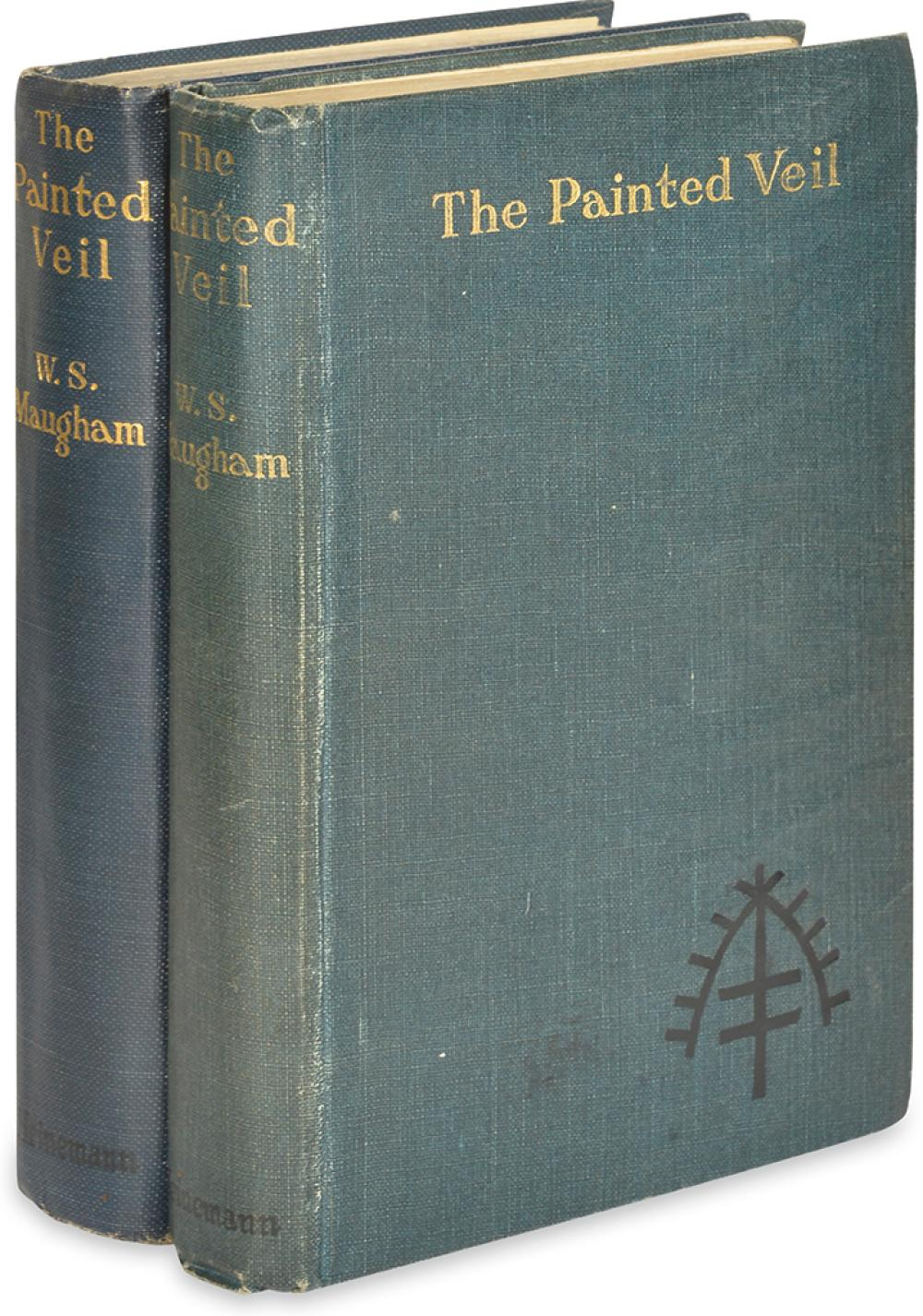 MAUGHAM, W. SOMERSET. The Painted Veil.