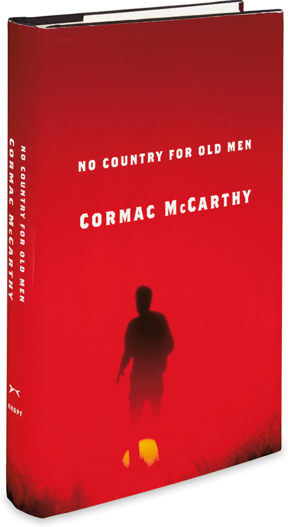 MCCARTHY, CORMAC. No Country for Old Men.