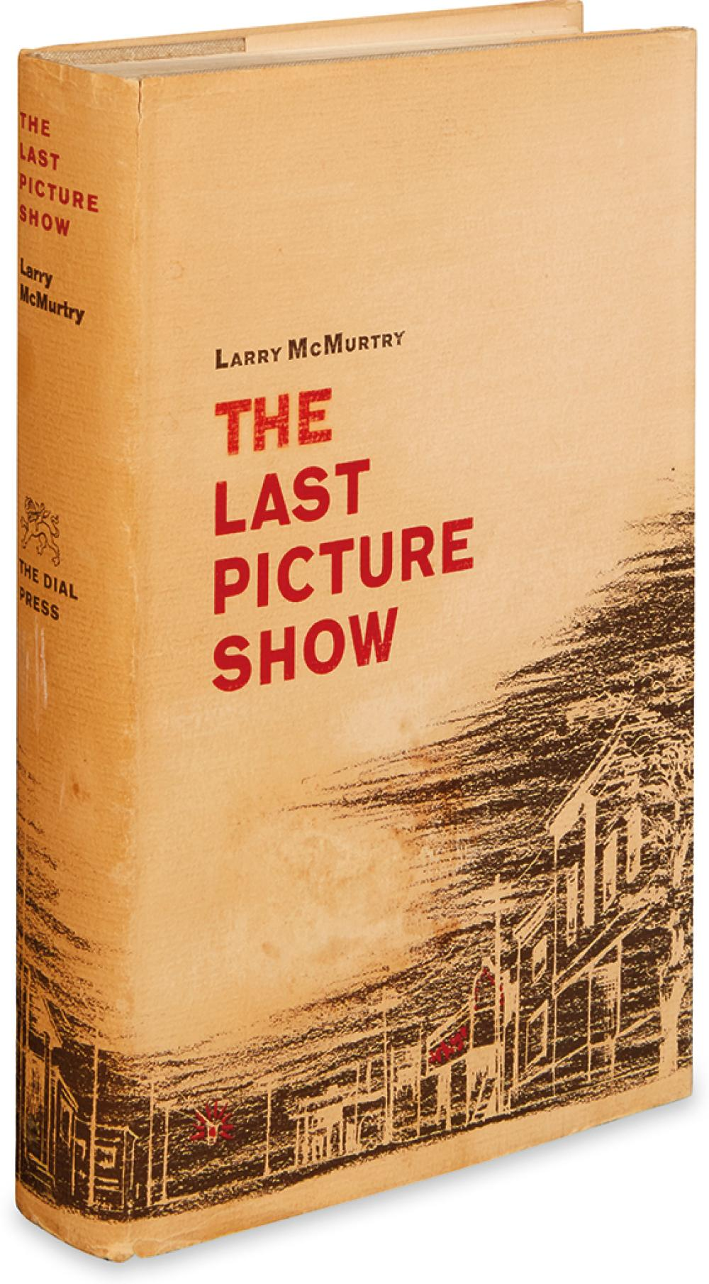 MCMURTRY, LARRY. The Last Picture Show.