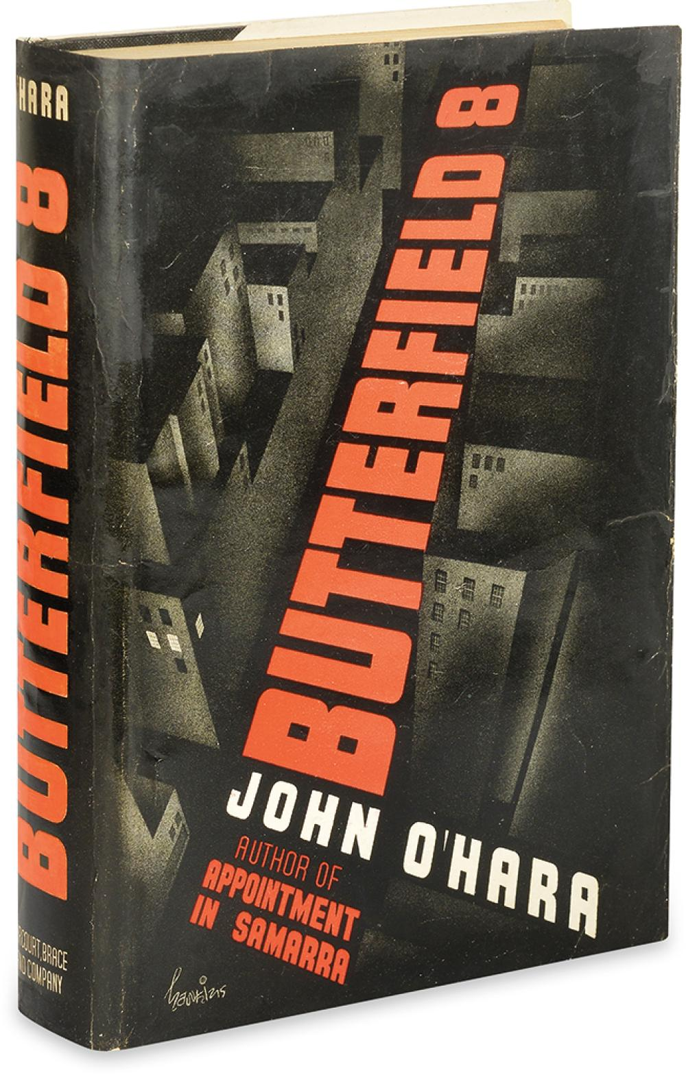 O'HARA, JOHN. Butterfield 8.