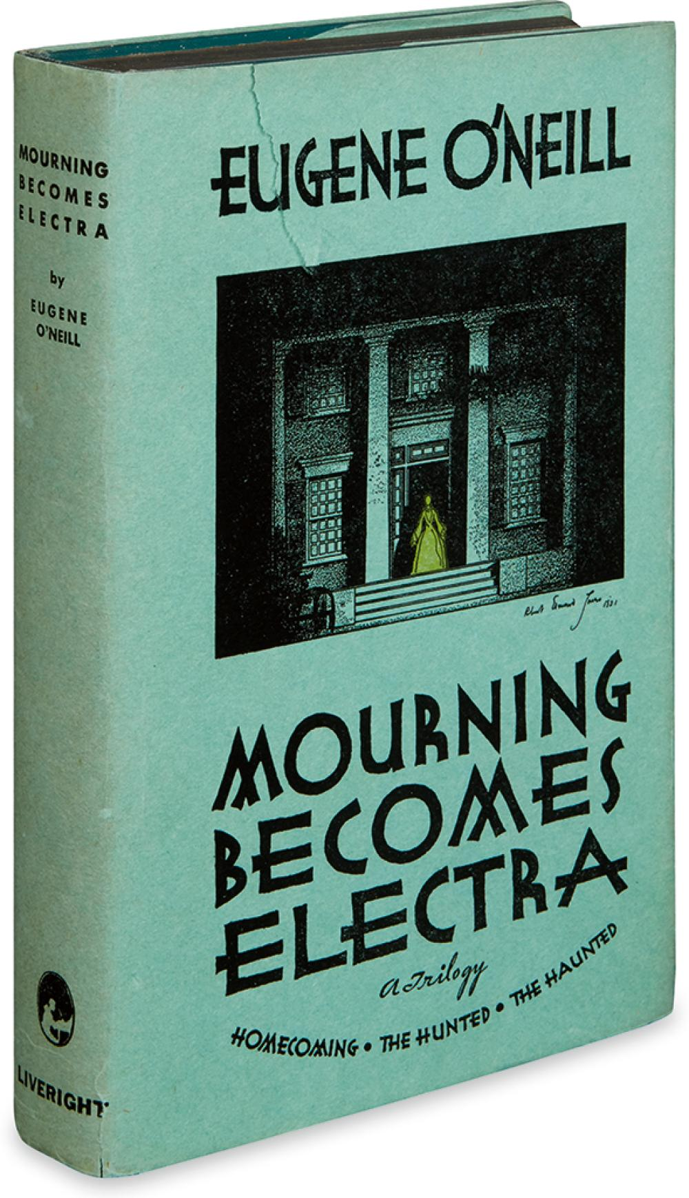 O'NEILL, EUGENE. Mourning Becomes Electra.