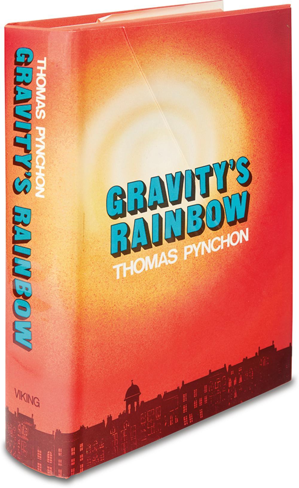 PYNCHON, THOMAS. Gravity''s Rainbow.