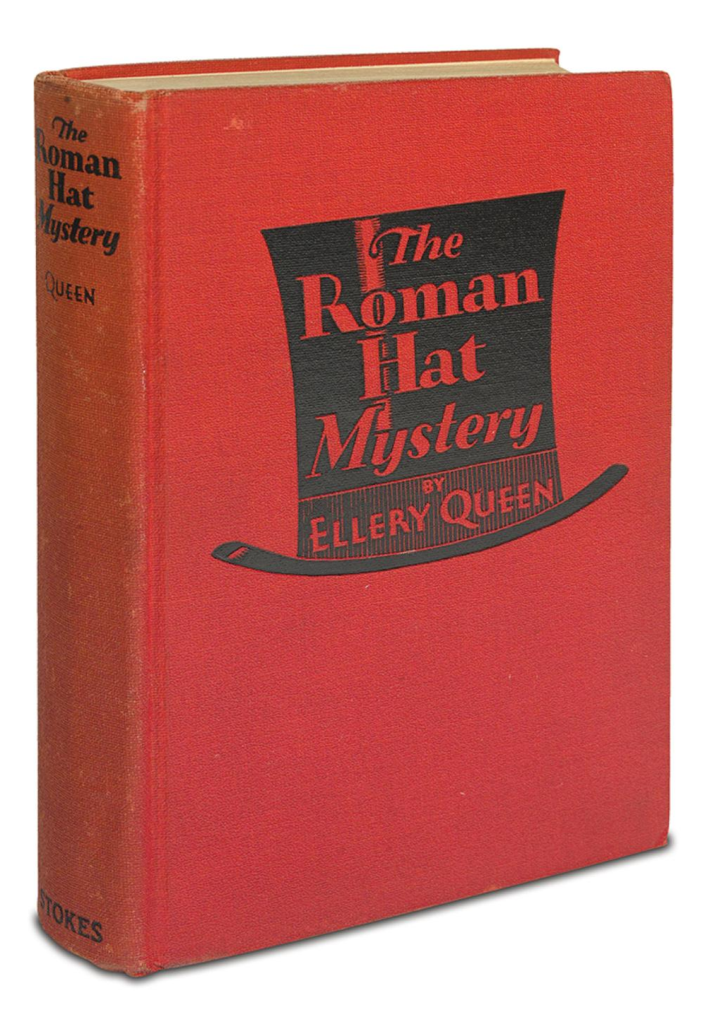 QUEEN, ELLERY. Group of 6 First Editions.