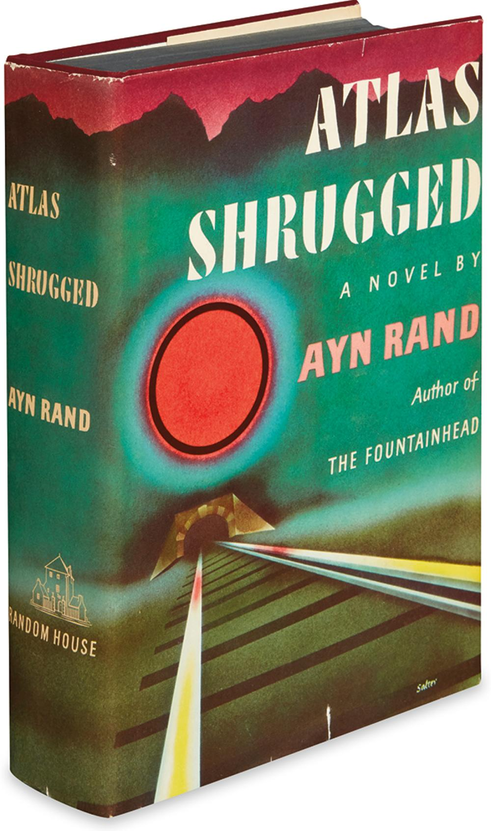 RAND, AYN. Atlas Shrugged.
