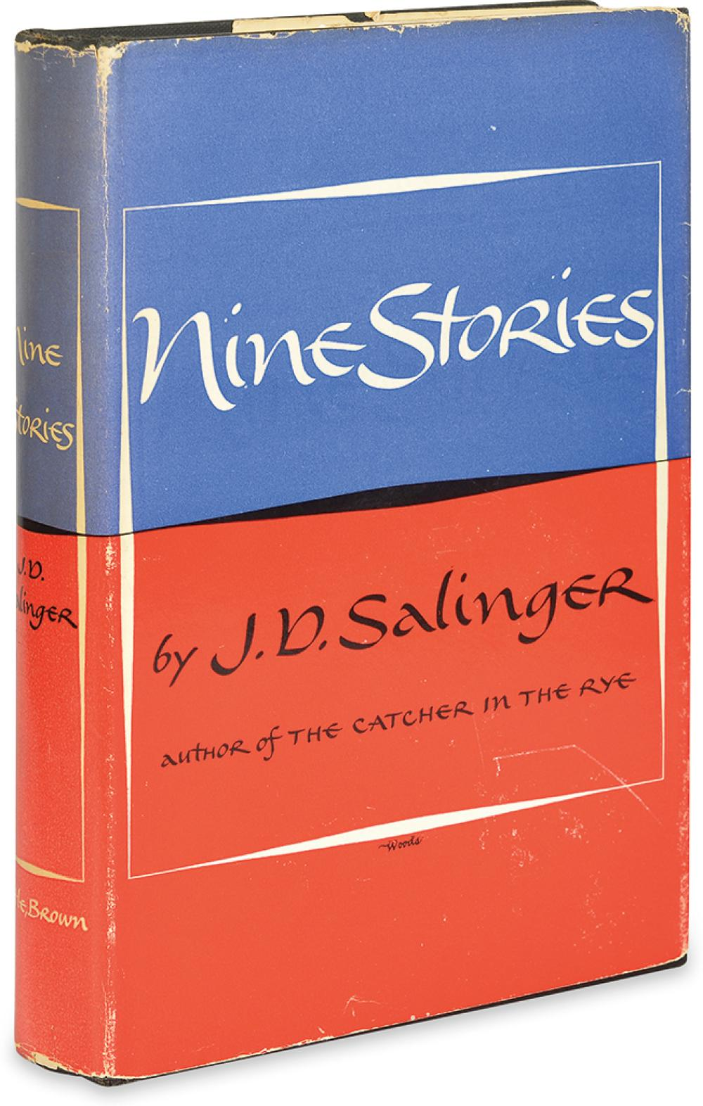 SALINGER, J.D. Nine Stories.