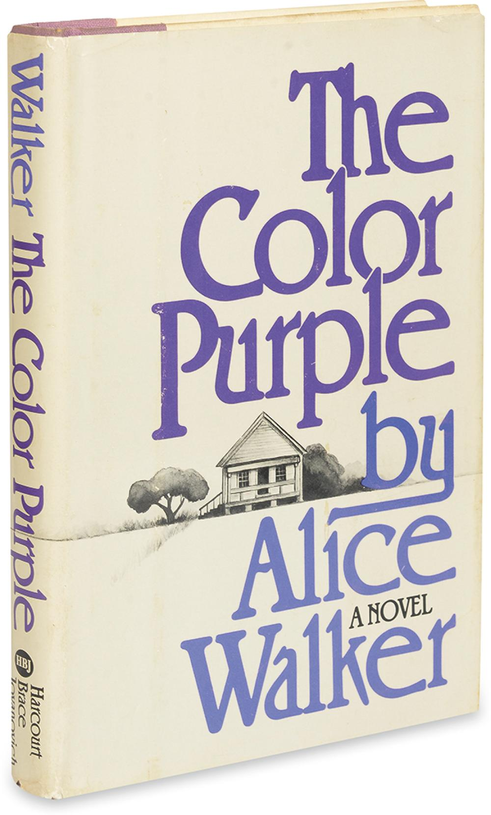 WALKER, ALICE. Color Purple.