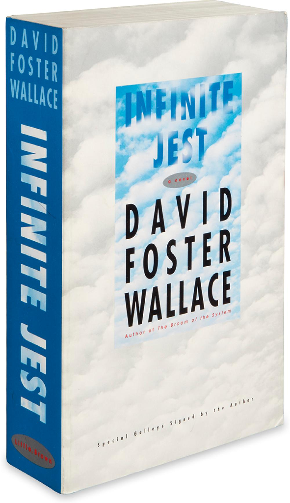 WALLACE, DAVID FOSTER. Infinite Jest.