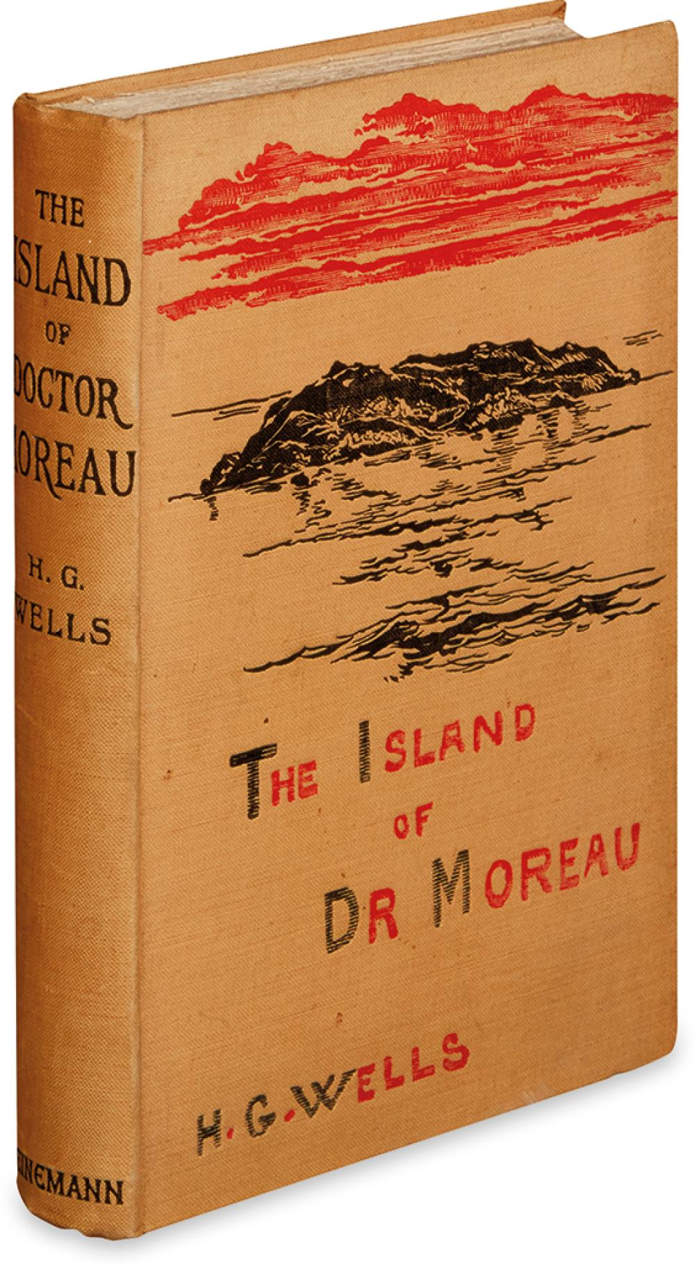 WELLS, H.G. Island of Doctor Moreau.