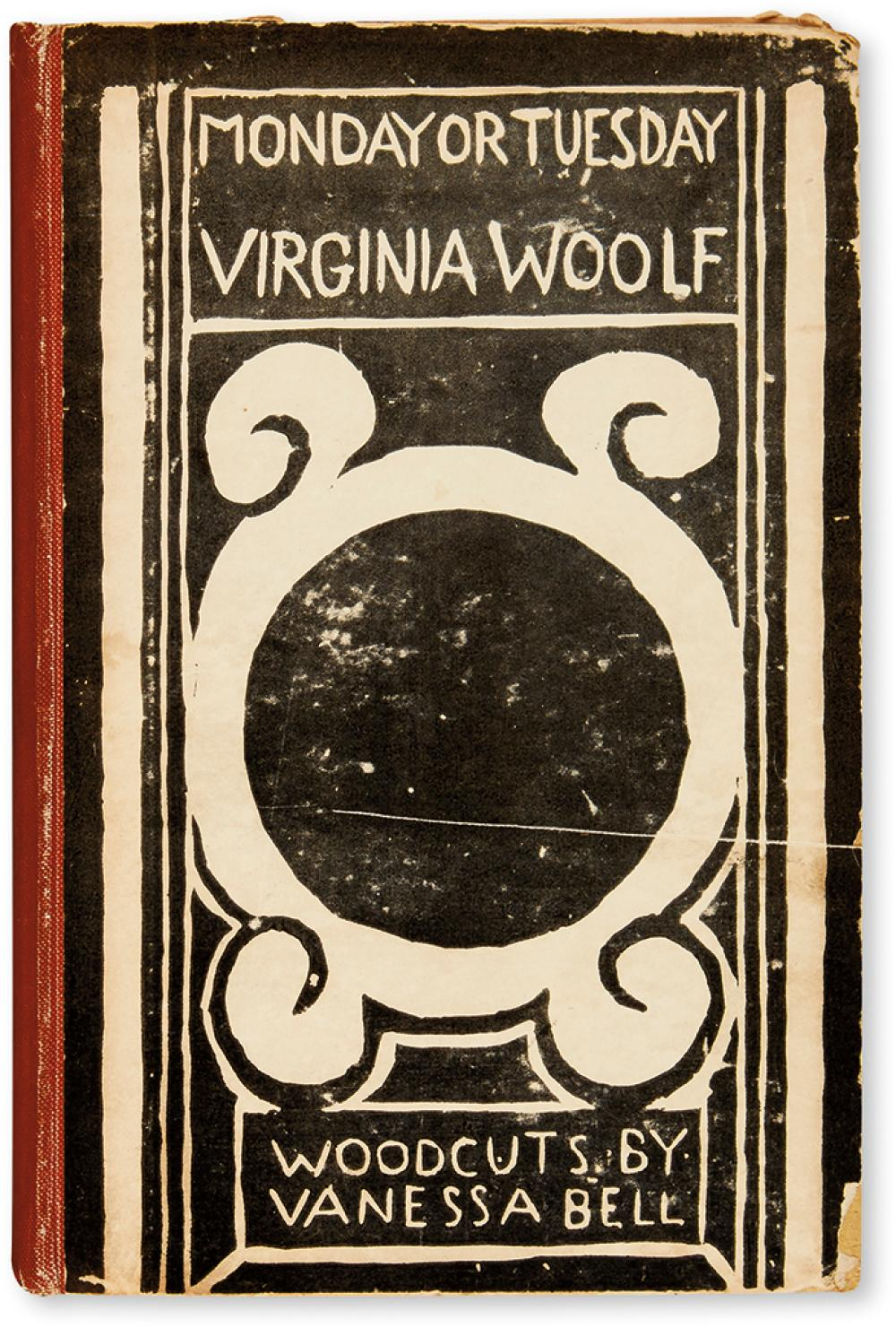 WOOLF, VIRGINIA. Monday or Tuesday.