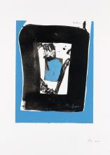 ROBERT MOTHERWELL The Basque Suite #3.