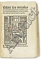 ARISTOTLE.  Ethici seu morales libri.  1517