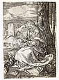 ALBRECHT DÜRER The Virgin and Child with a Pear.