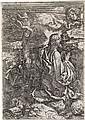 ALBRECHT DÜRER Christ on the Mount of Olives.